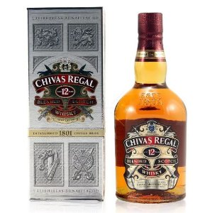 Whisky Chivas Regal 12 Anos Escocês 1000 Ml