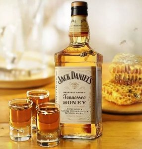 Whisky Jack Daniels Honey Mel 01 Litro