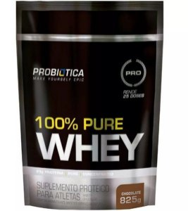 100% Pure Whey - 825g Refil - Probiótica
