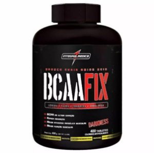Bcaa Fix - Darkness 400 Tabletes