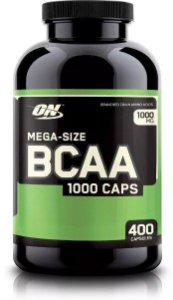 Bcaa Optimum Nutrition 400 Cápsulas