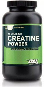 Creatina Optimum 300g Creapure-OPTIMUM NUTRITION