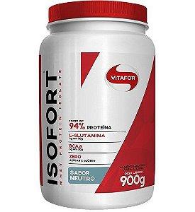 Isofort Whey Protein Isolada (900g) Vitafor