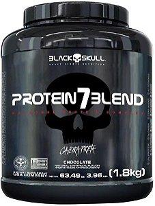 Protein 7 Blend 1,800g Black Skull