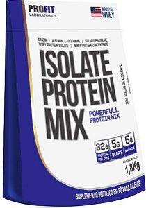 Whey Protein Isolado Mix Refil 1.8 Kg - Profit Labs