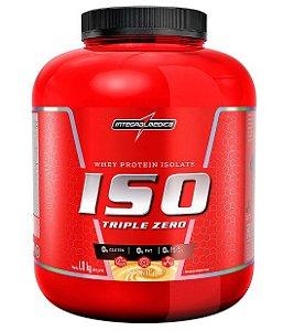 Whey Protein Iso Triple Zero 1,8kg Integral Médica