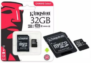 Micro Sd 32gb  Sandisk Kingston Original Lacrado Cartão de Memória