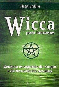 Livro Wicca para Iniciantes