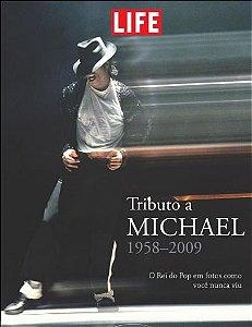 Livro Tributo a Michael Jackson