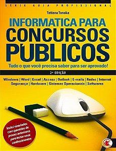 Livro Informática para Concursos Públicos