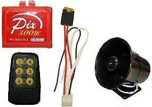 Buzina Eletrônica Personalizada Você Escolhe Os Sons Até 13 para Vans e Lotações