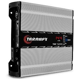 Fonte Automotiva Taramps Tef 120a Bivolt Carregador Bateria