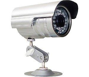 Câmera de Segurança Infravermelha externa à prova de chuva CFTV