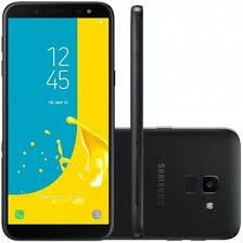 SAMSUNG GALAXY J6 32GB PRETO