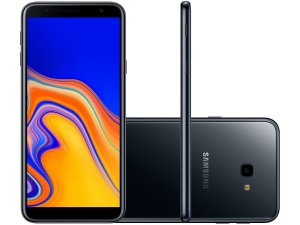 SAMSUNG J4 PLUS 32GB PRETO