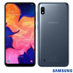 SAMSUNG GALAXY A10 PRETO 32GB