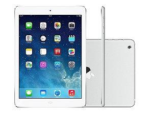"""Ipad Mini 32GB 3G Wi-fi Tela 7.9"""" Branco - Apple"""