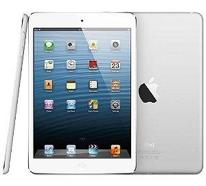 """Ipad Mini 16GB + 4G Wi-fi Tela 7.9"""" Branco - Apple"""