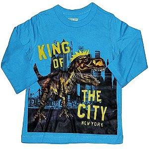 Camiseta de manga longa Oshkosh