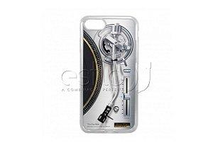 Capa de celular para DJ modelo iPhone 7 - Toca Discos Technics SL-1200GAE
