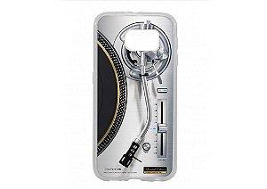 Capa de celular para DJ modelo Samsung Galaxy S6 - Toca Discos Technics SL-1200GAE