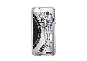 Capa de celular para DJ modelo iPhone 5/5s - Toca Discos Technics SL-1200GAE