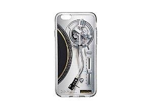 Capa de celular para DJ modelo iPhone 6/6s Plus - Toca Discos Technics SL-1200GAE