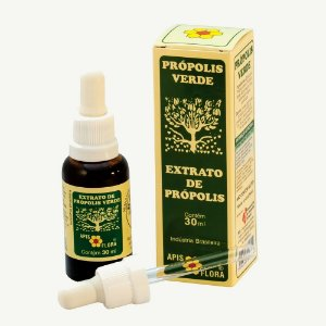 Extrato de Própolis Verde 30 ml