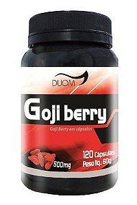 Goji Berry 120 cápsulas 550 miligramas
