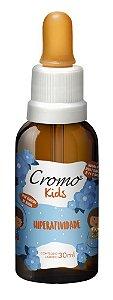 Floral Cromo Kids para crianças hiperativas