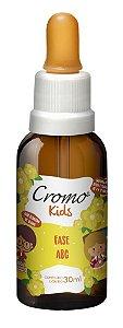 Floral Cromo Kids fase ABC