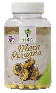 Maca peruana 90 cápsulas de 500 miligramas