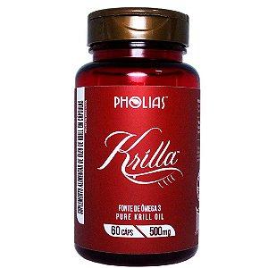Óleo de Krilla 60 cápsulas 500 miligramas