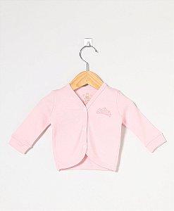 Quero Kolo - Casaco Suedine Rosa