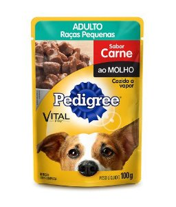 PEDIGREE ADULTO CARNE