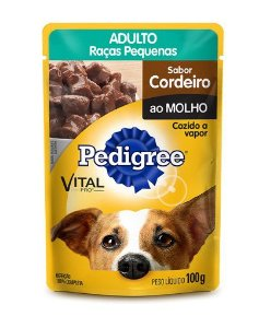 PEDIGREE ADULTO CORDEIRO