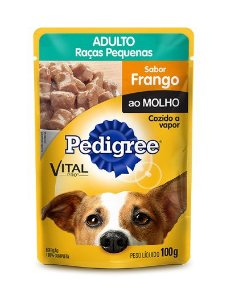 PEDIGREE ADULTO FRANGO