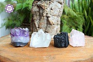 Kit Essencial | Proteção, Transmutação e Amor!