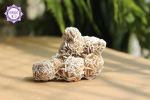 Rosa do Deserto 96g | Pedra do Propósito de Vida e Viagem Interdimensional!