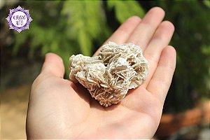Rosa do Deserto 53g | Pedra do Propósito de Vida e Viagem Interdimensional!