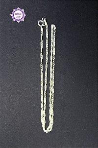 Corrente Singapura para Pingente (Prata 925) 45 cm