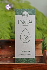 Incenso Natural Natureza | Caixa com 9 varetas!