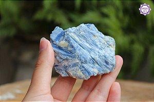 Cianita Azul 127g - Pedra de 2019 | Pedra da Telepatia e Arcanjo Miguel