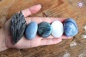 Kit Meditação | Facilita a Meditação, Acalma a Mente e o Coração