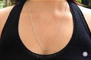 Corrente Veneziana para Pingente (Prata 925) 60 cm