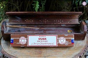 Incenso Importado Satya Musk caixa com 12 varetas