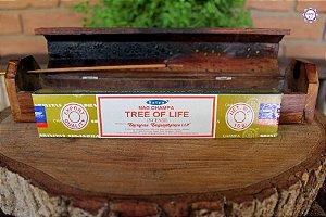 Incenso Importado Satya Árvore da Vida (Tree of Life) caixa com 12 varetas