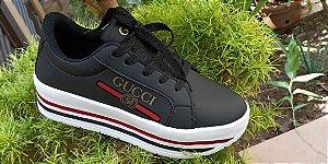 Tênis Gucci Preto
