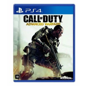 Jogo Call of Duty Advanced Warfare - PS4