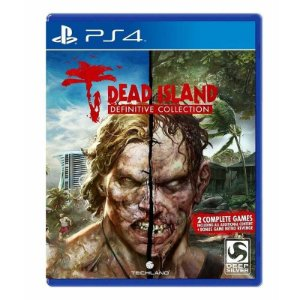 Jogo Dead Island Definitive Collection - PS4